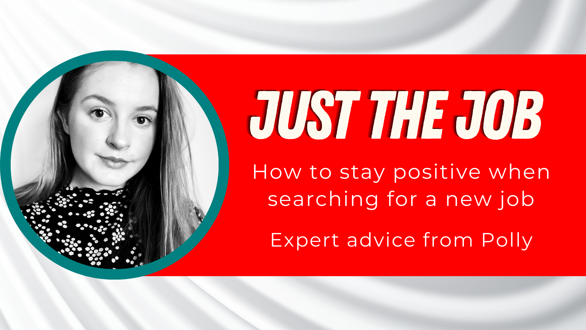 How to stay positive when job hunting
